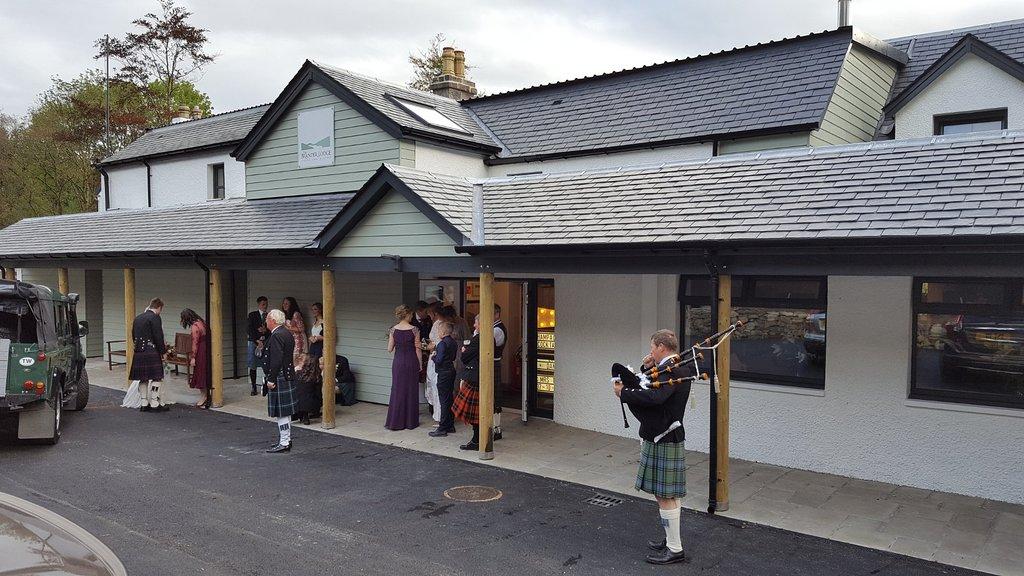 The Brander Lodge Hotel & Bistro