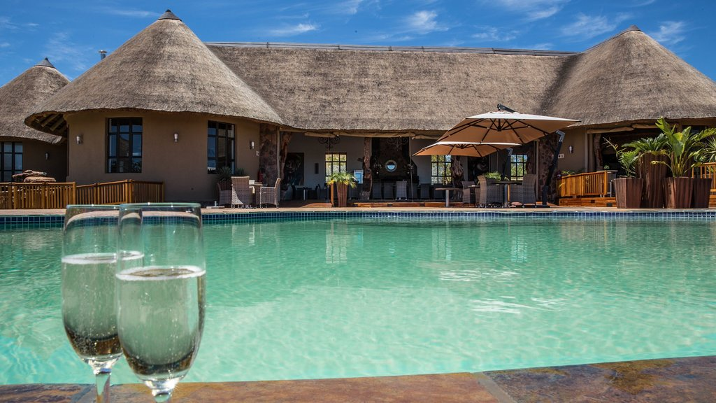 Sebatana Rhino Lodge