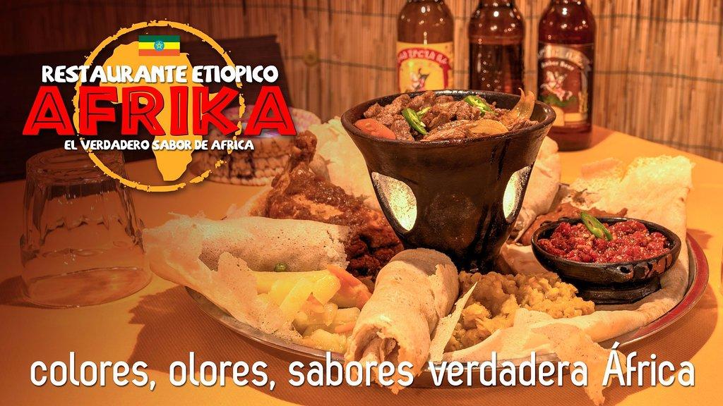 imagen Restaurante Etiopico Afrika en San Bartolomé de Tirajana