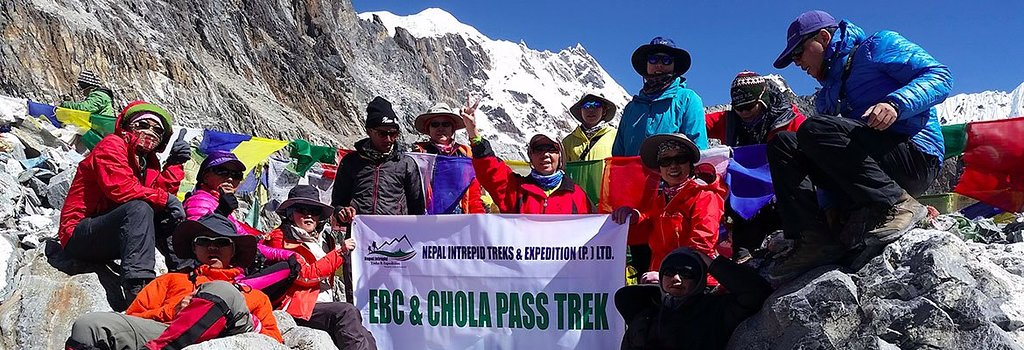 Nepal Intrepid Treks and Expedition