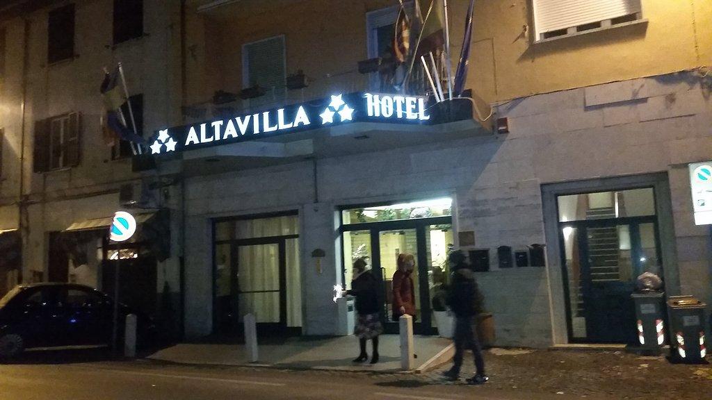 Altavilla Hotel