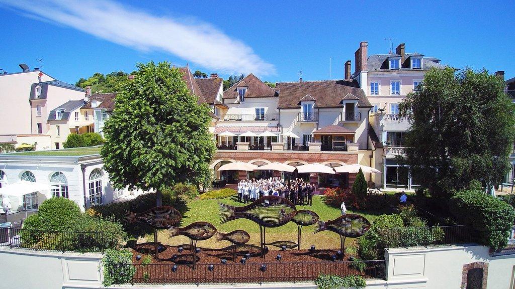 La Cote Saint Jacques & Spa