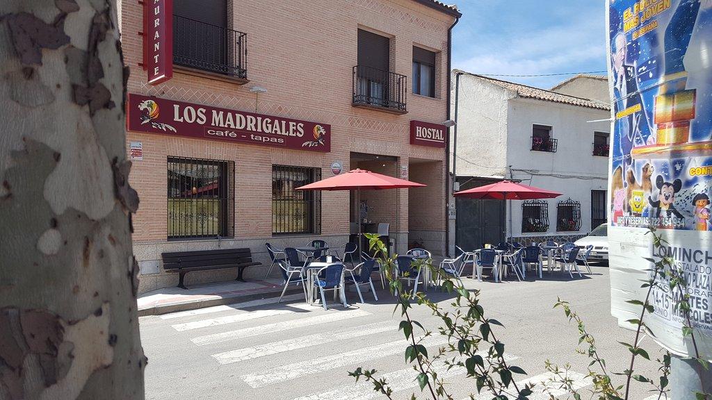 Hostal Los Madrigales