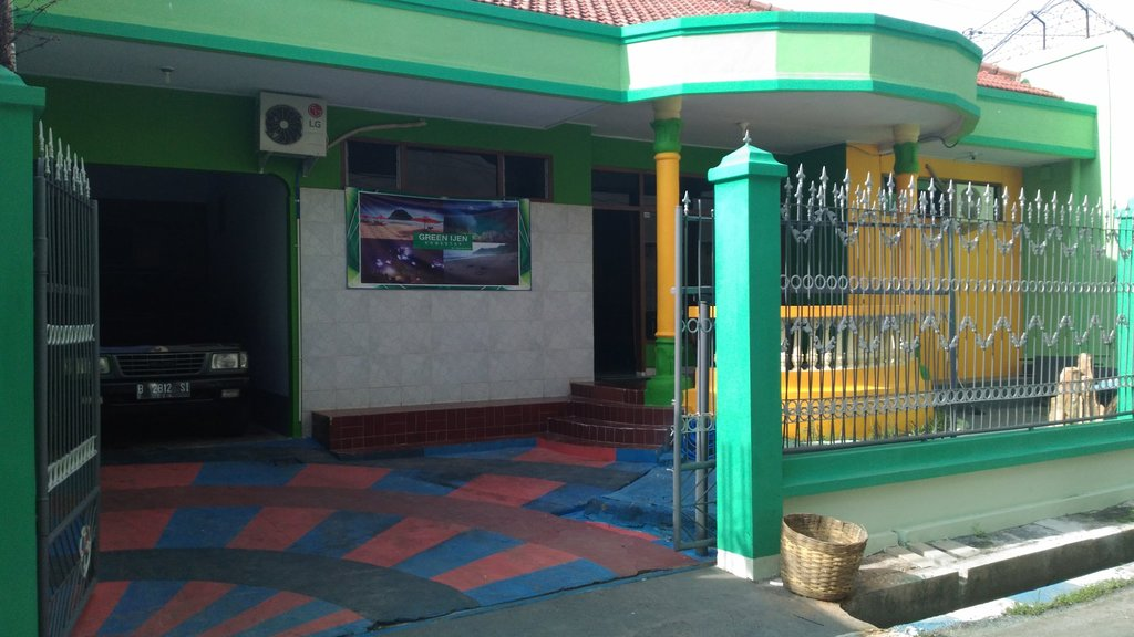 Green Ijen Homestay