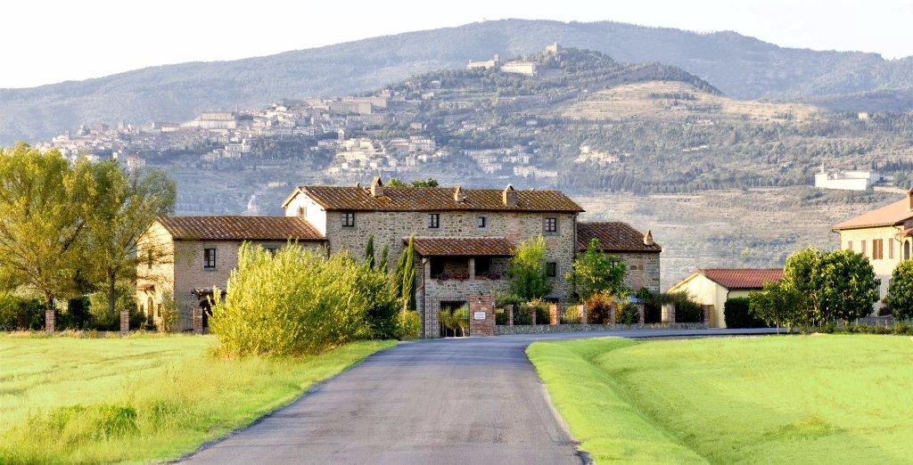 Villa Toscana La Mucchia