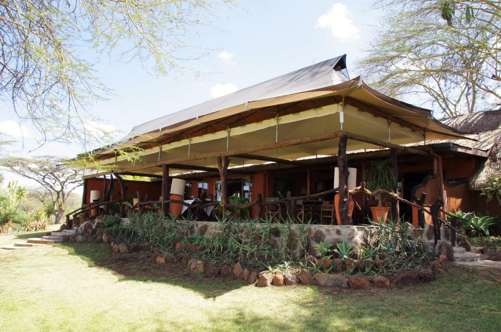 Lewa Safari Camp