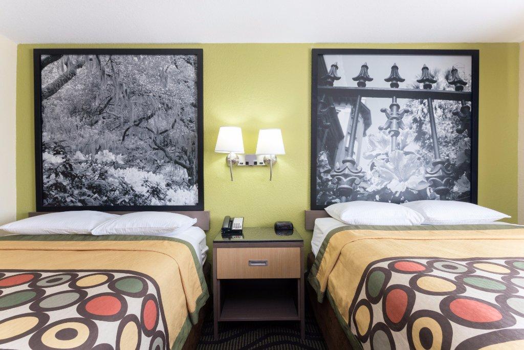 スーパー 8 モーテル - ブルンズウィック / セント シモンズ アイランド エリア