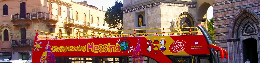 City Sightseeing Messina