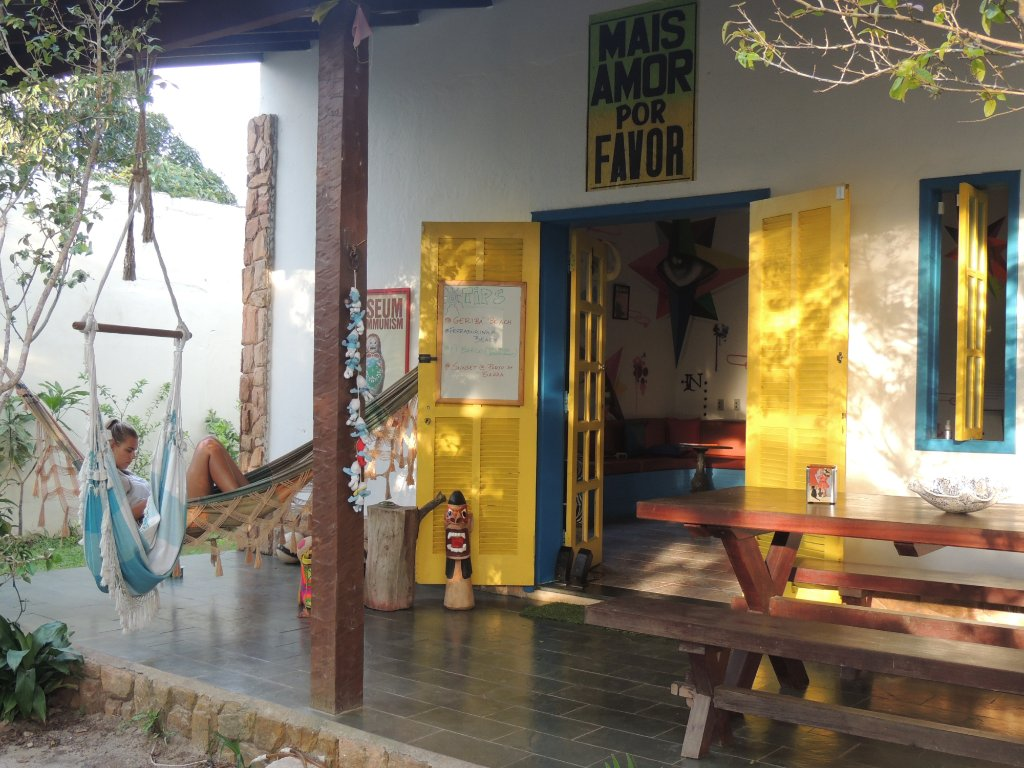 Art Beach Hostel Buzios