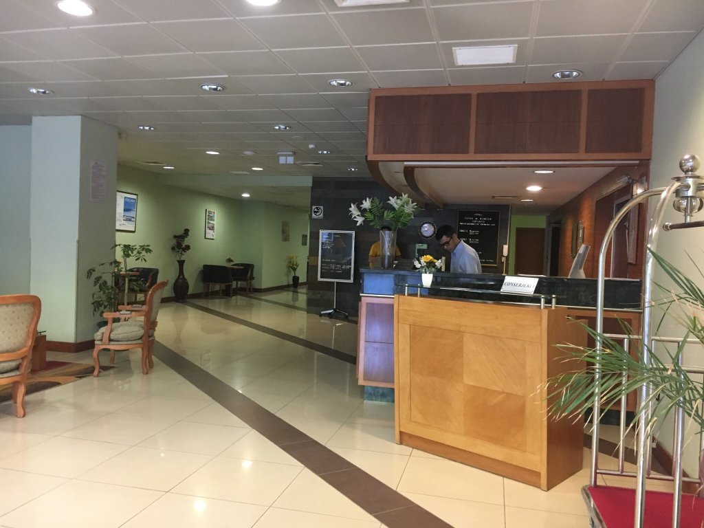 Hotel Diego de Almeida Copiapo