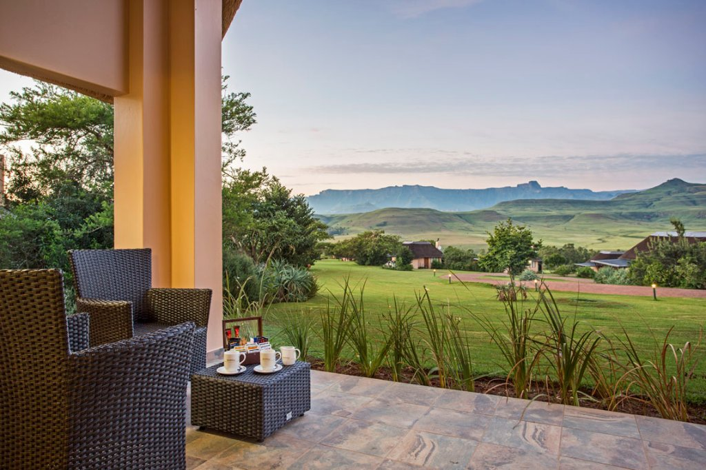 Montusi Mountain Lodge
