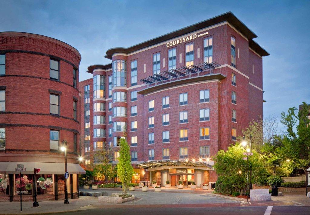 波士頓布魯克萊恩萬豪萬怡酒店