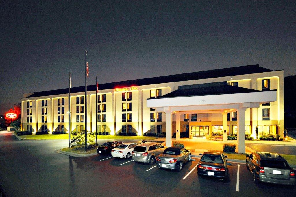 亞特蘭大坎伯蘭購物中心漢普頓酒店