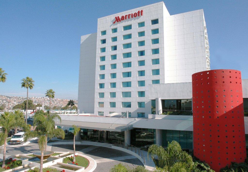 메리어트 호텔 티후아나