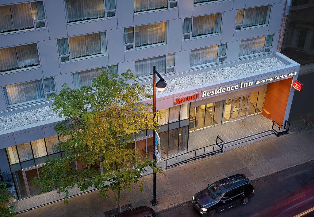 Residence Inn Montreal Downtown