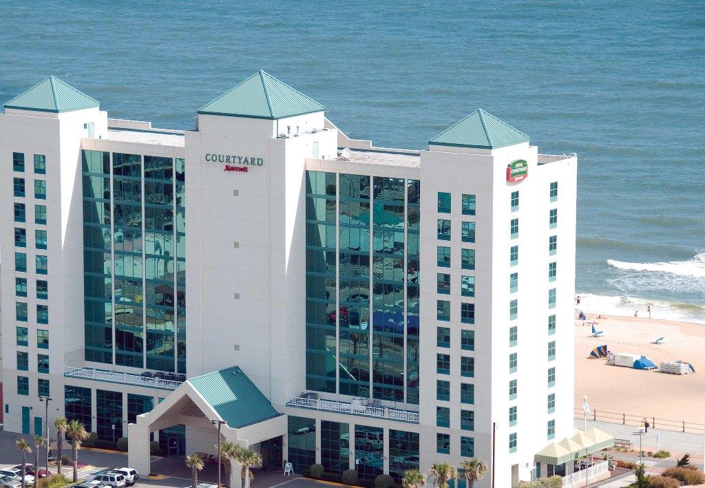Courtyard Virginia Beach Oceanfront/South