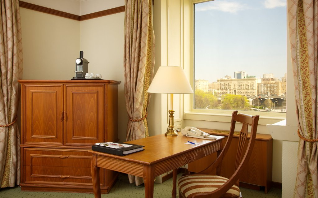 Radisson Slavyanskaya Hotel & Business Centre, Moscow