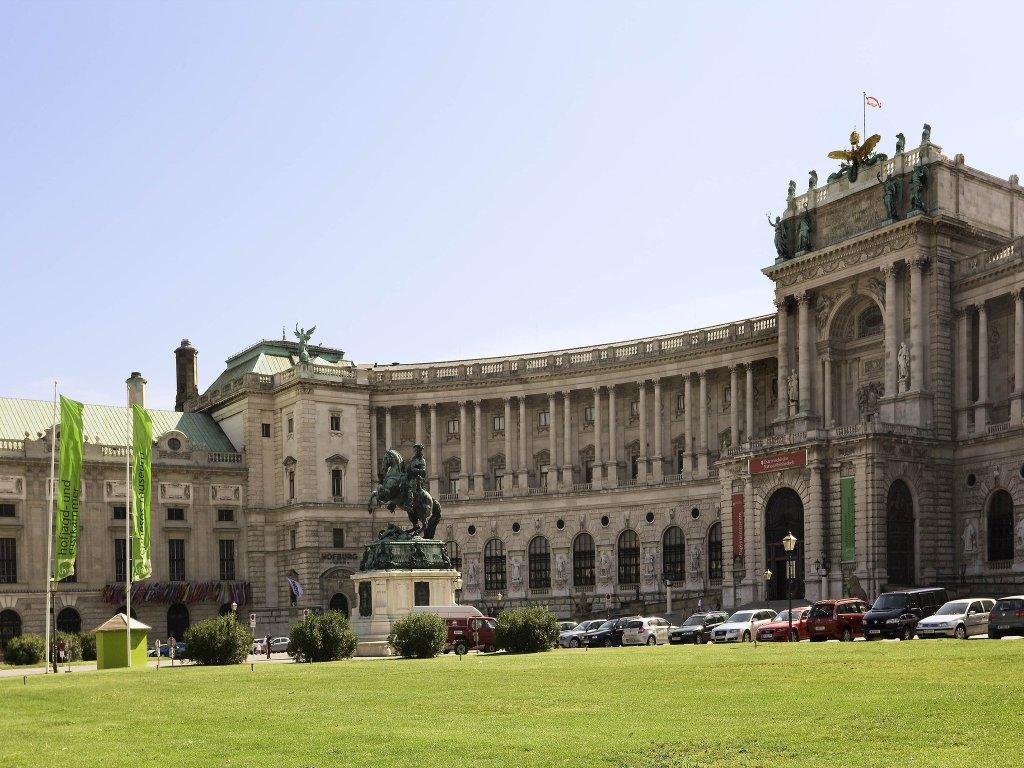 宜必思維也納瑪麗亞希爾費酒店