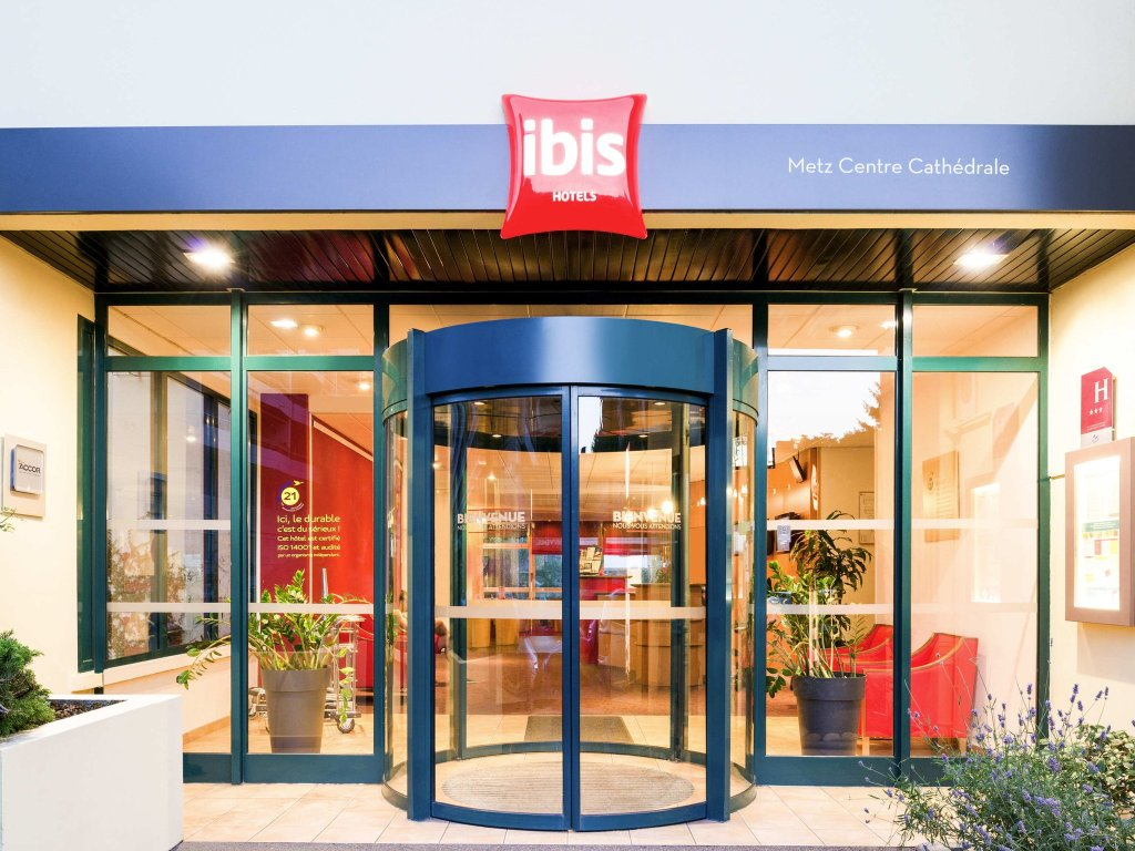 Ibis Metz Centre Cathedrale