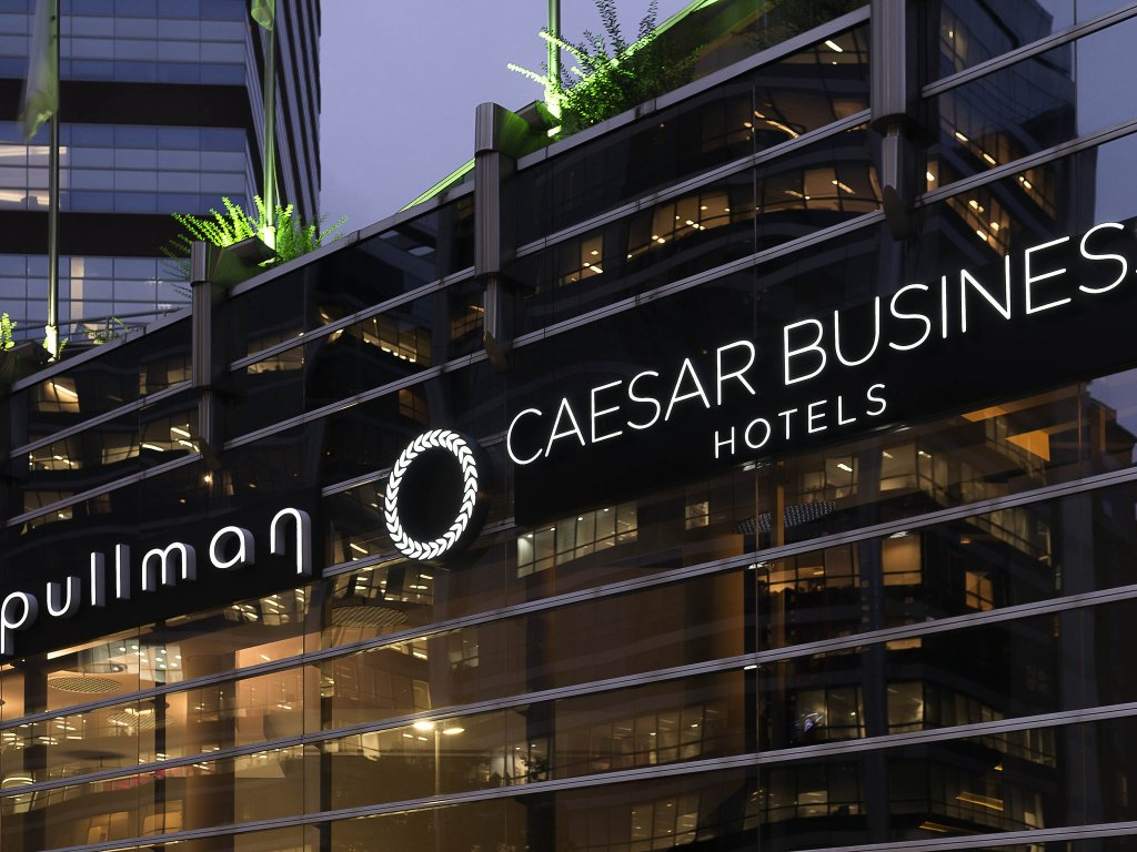 Caesar Business Vila Olimpia