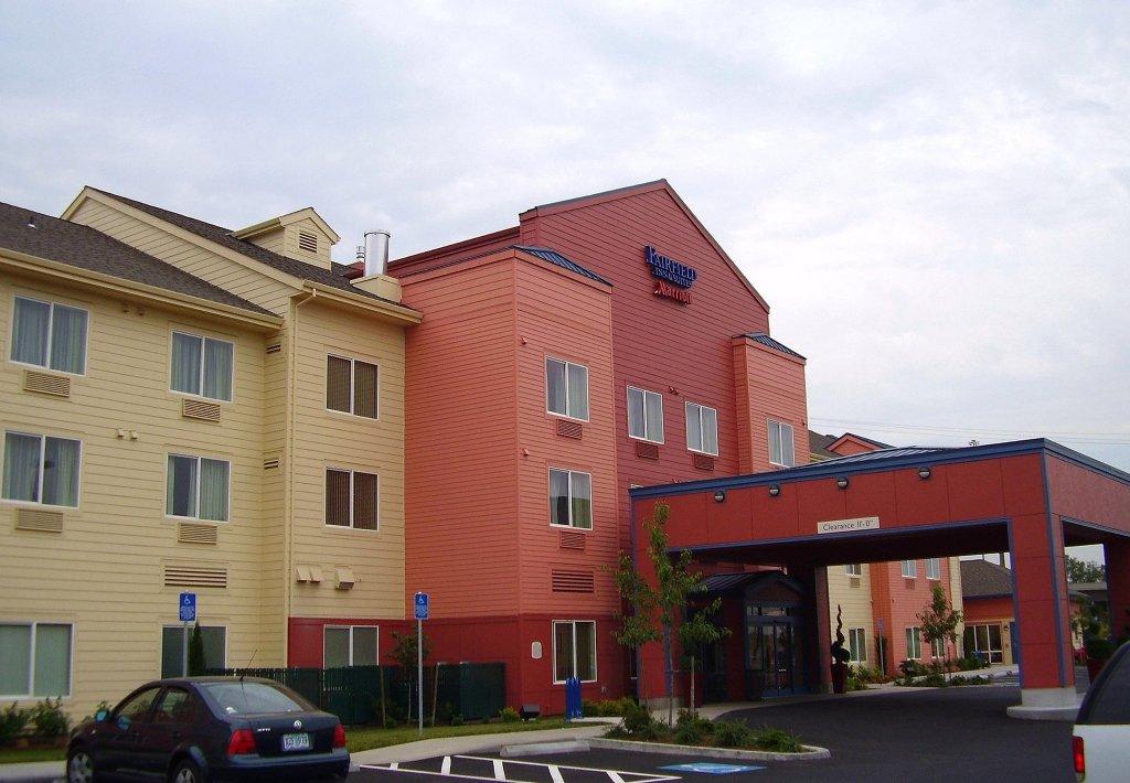 波特蘭北港費爾菲爾德套房飯店