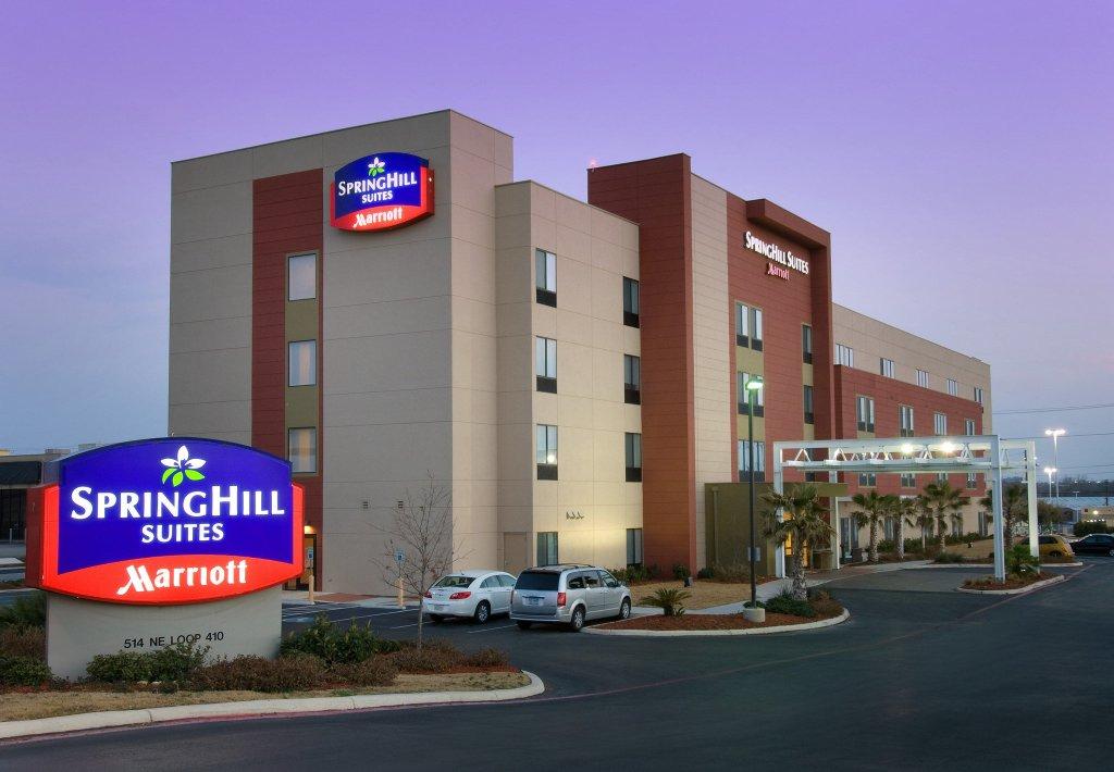 SpringHill Suites San Antonio Airport