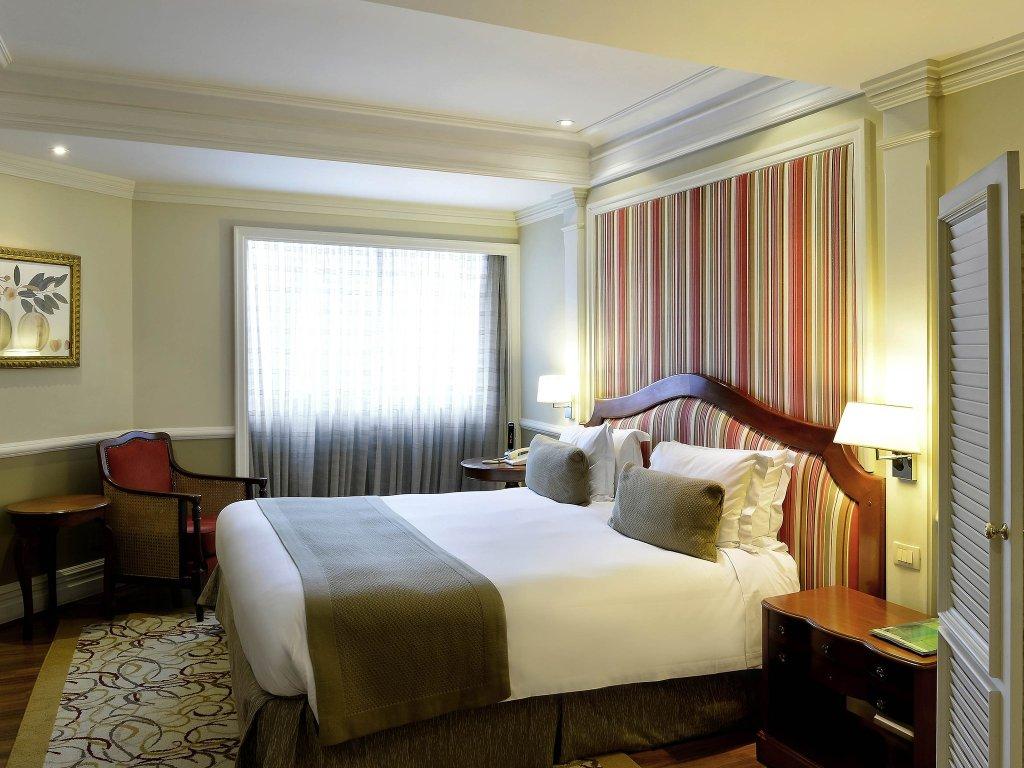 メルキュール グランド ホテル パルク ド イビラプエラ