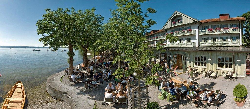 Hotel Seehof Herrsching Ammersee