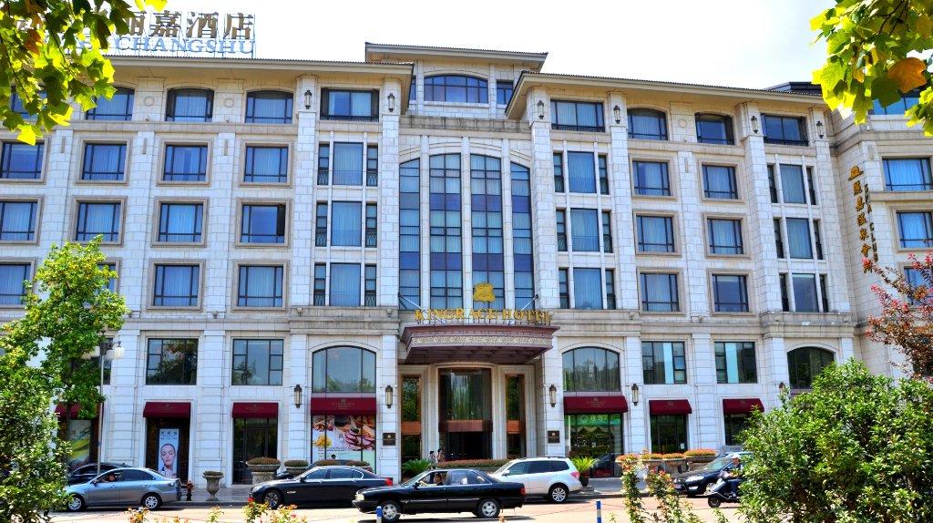 Kinggrace Hotel Changshu