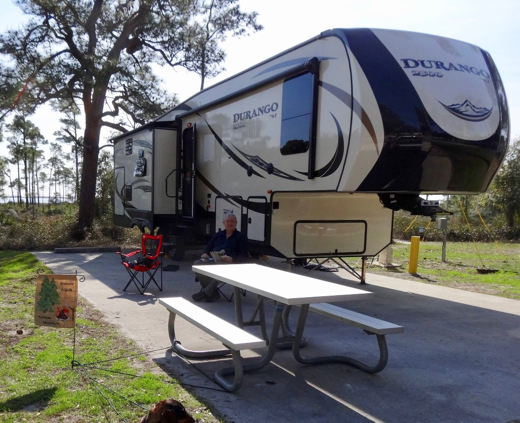 Oak Grove Park Campground