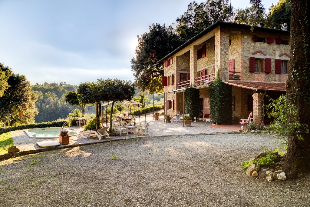 La Sciolta Historic Villa