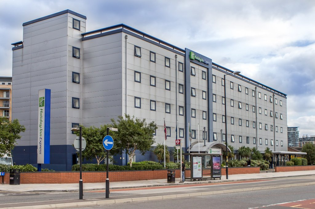 Holiday Inn Express London Royal Docks - Docklands
