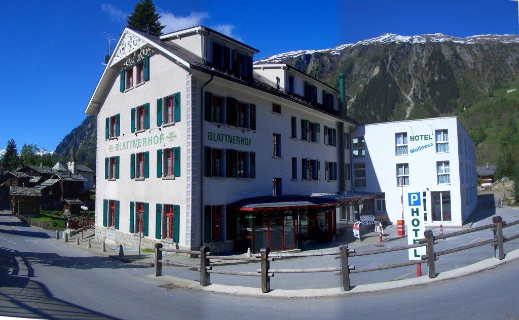 Blattnerhof Hotel