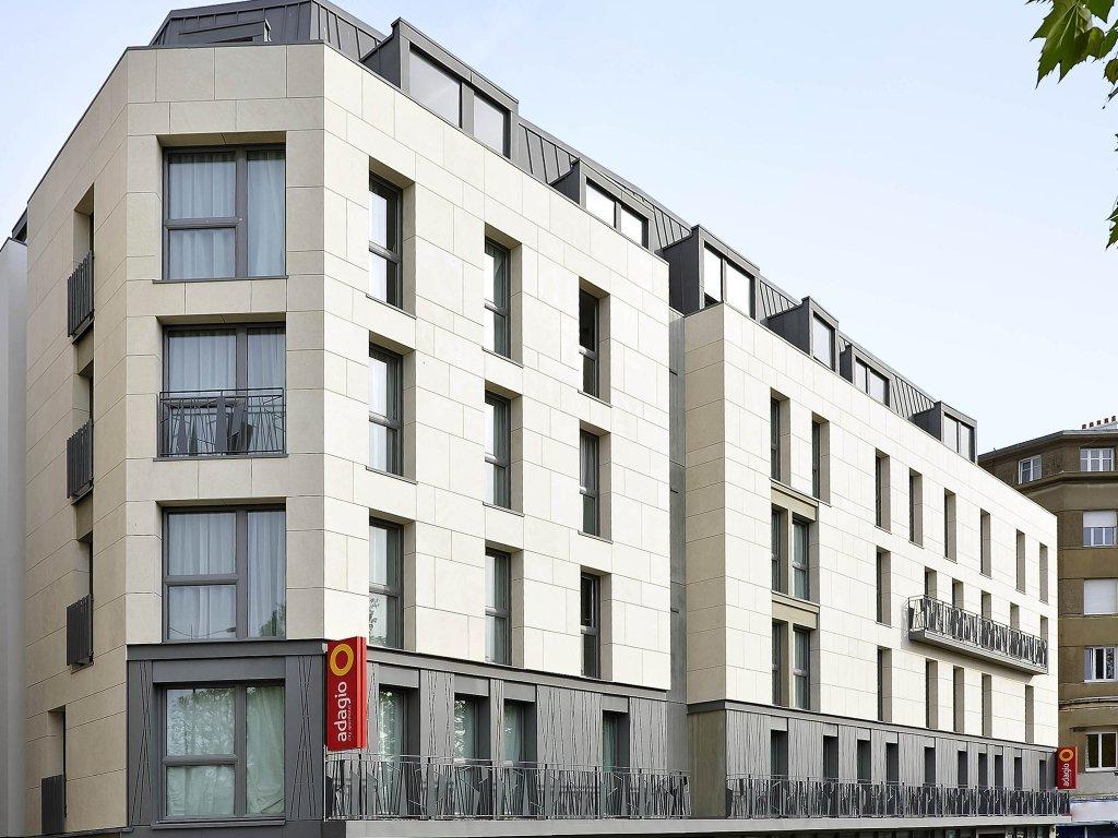 Adagio City Aparthotel Nantes Centre