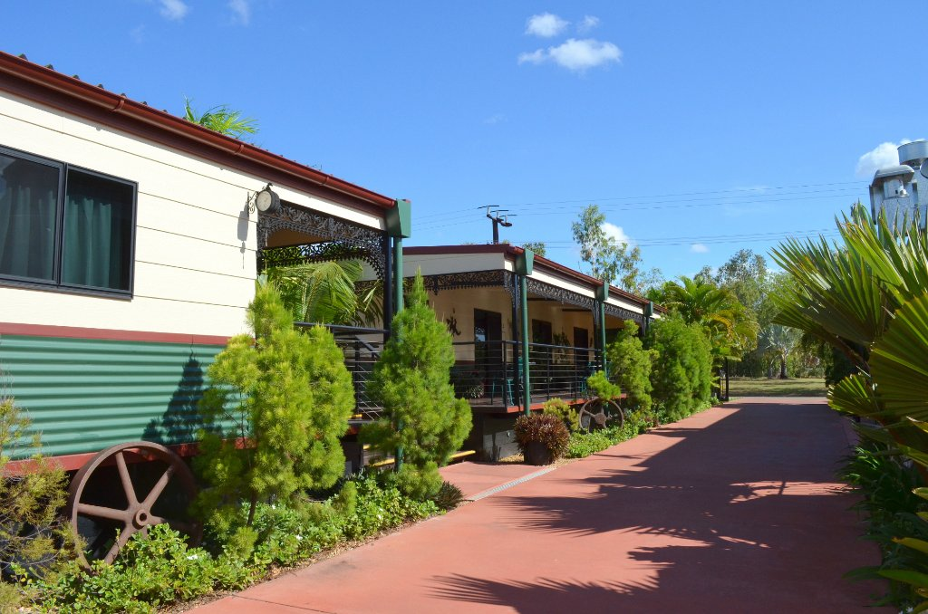 Pine Creek Railway Resort