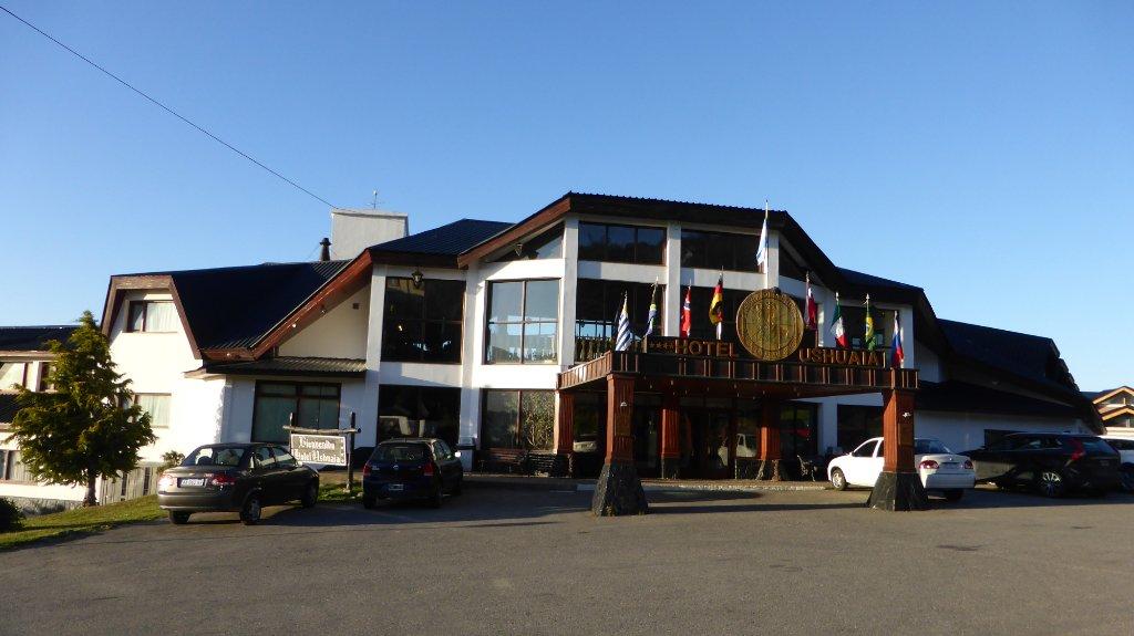 ホテル ウシュアイア