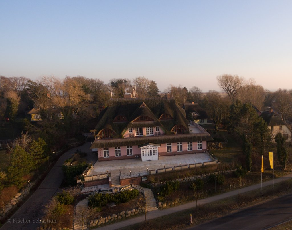 Romantikhotel Namenlos & Fischerwiege