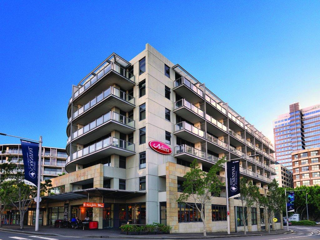 アディナ アパートメント ホテル シドニー ハーバーサイド
