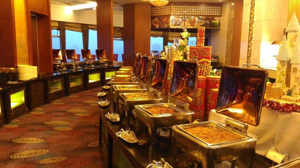 Dongfang Haojing Garden Hotel