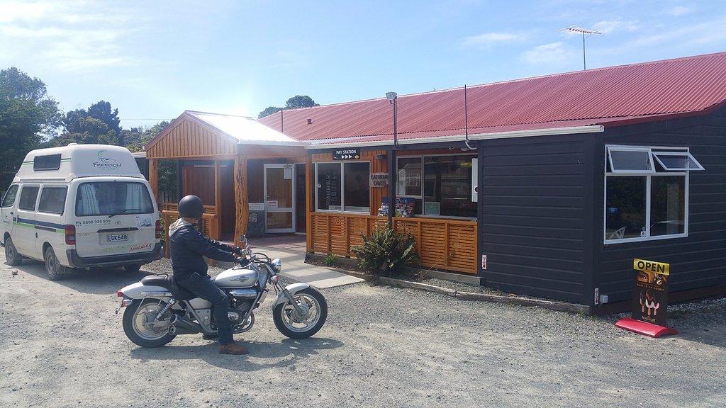 Papatowai Motels, Store & Fuel