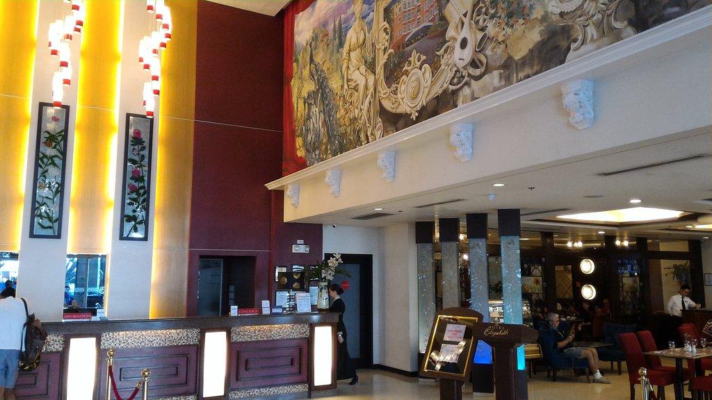 Hotel Elizabeth Cebu
