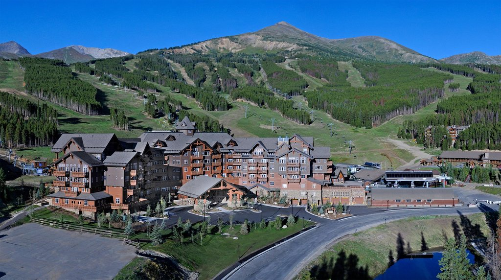 One Ski Hill Place, A RockResort