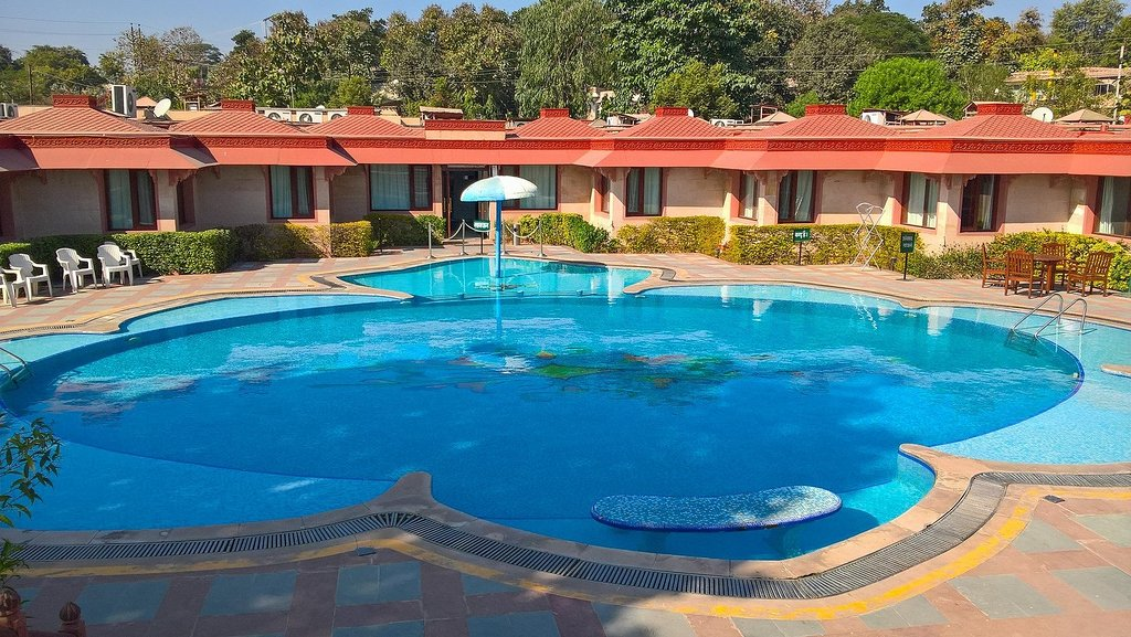 The Orchha Resort