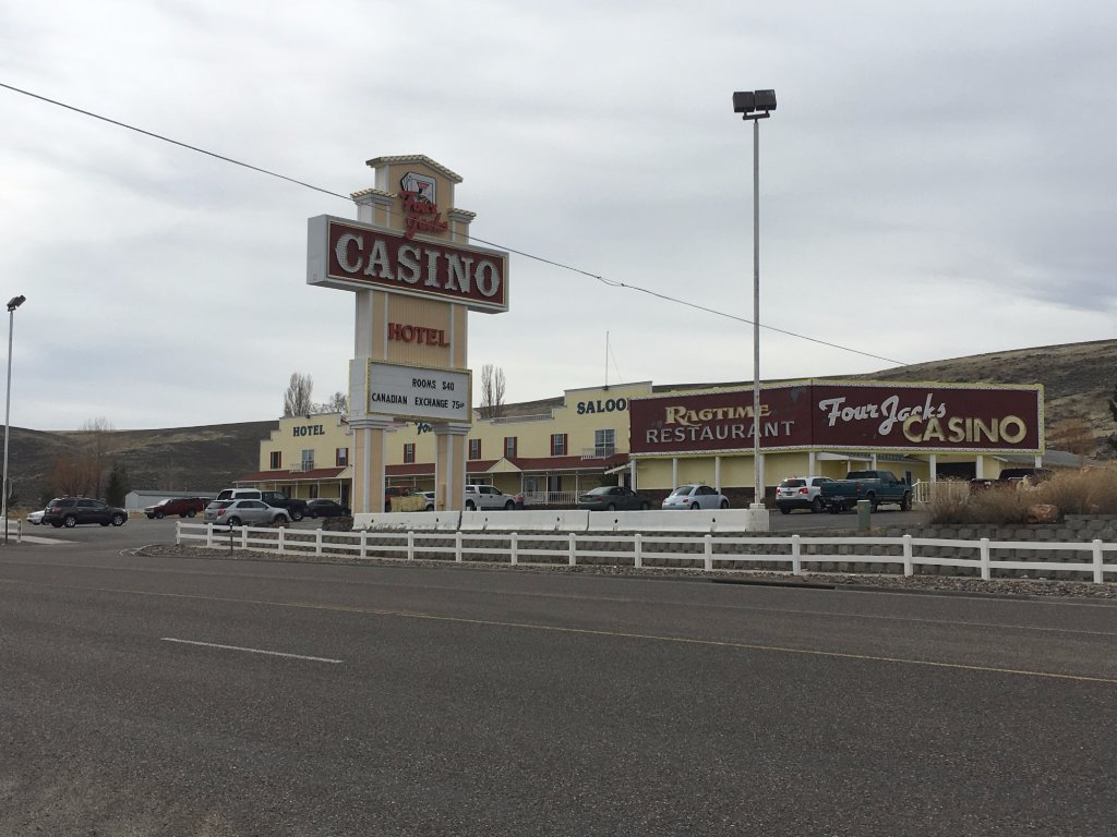 Four Jacks Hotel/Casino