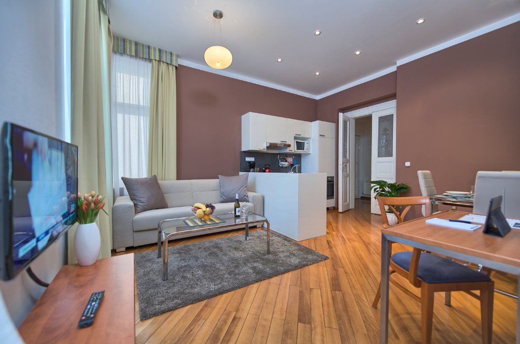 Residence Masna - Prague City Apartments