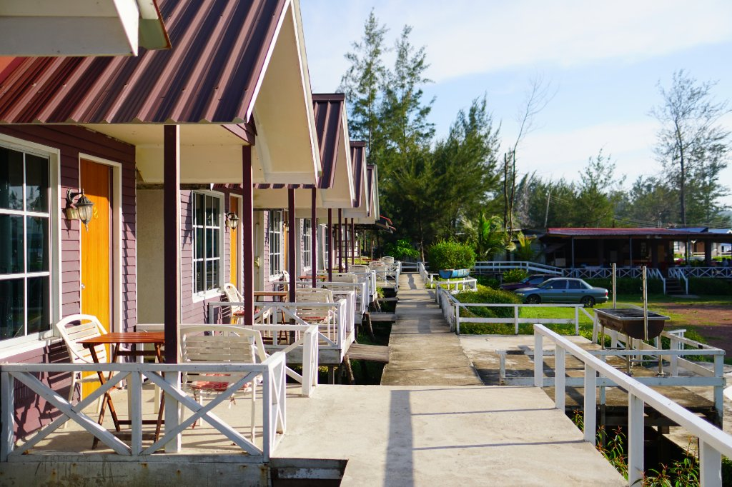 Borneotip Beach Lodge