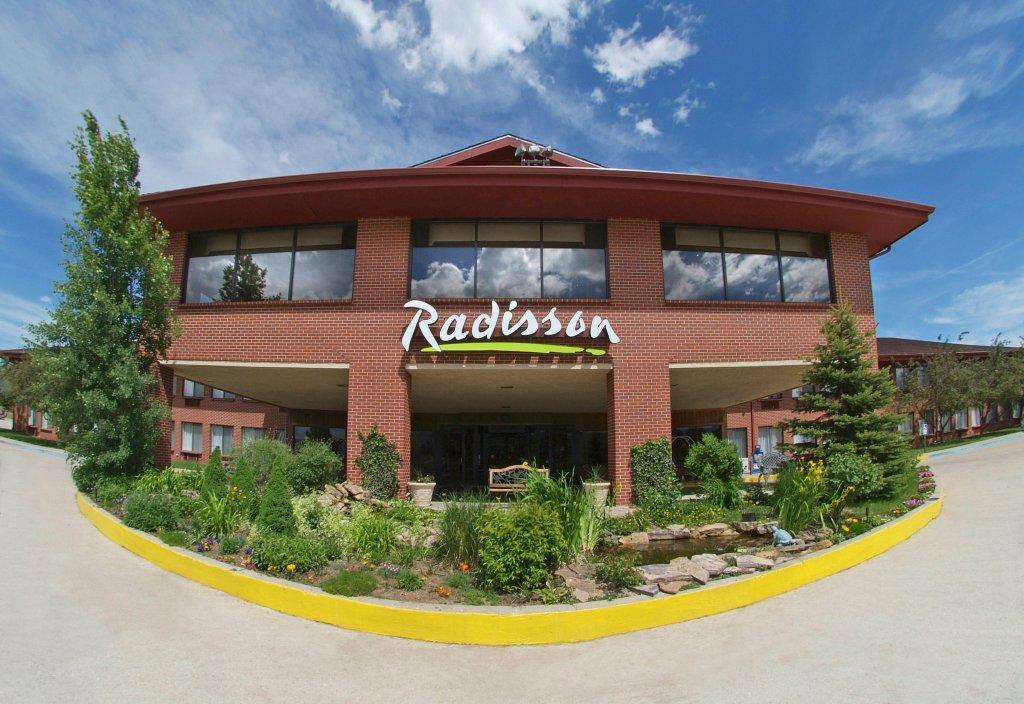 科羅拉多斯普林斯機場拉迪森飯店