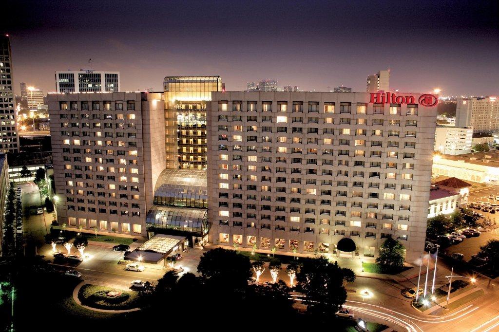 休斯頓橡樹大道希爾頓酒店