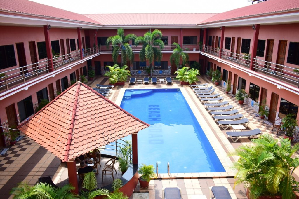 Beach Road Hotel