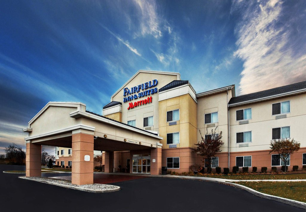 Fairfield Inn & Suites Toledo North